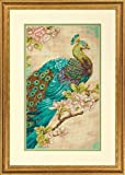 Dimensions Counted Cross Stitch, Indian Peacock
