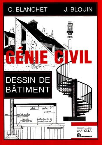 Livre g nie civil dessin de b timent lyc es - Livre technique cuisine professionnel ...