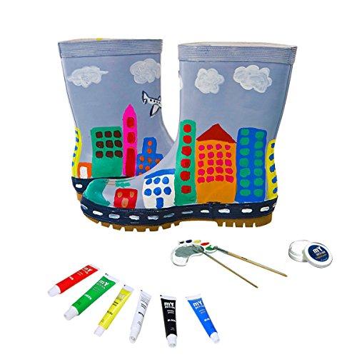 my-design-kids-boys-waterproof-wellington-rain-rubber-boots-kit-sz-11-12