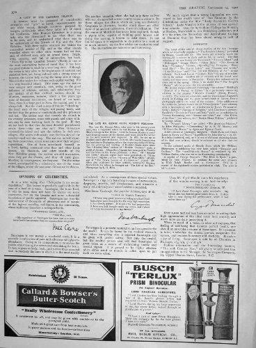 1907 George Allen Ruskin Publisher Prism Binocular