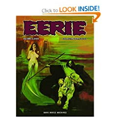 Eerie Archives Volume 11 by Rich Margopoulos, Steve Skeates, Al Milgrom and Doug Moench