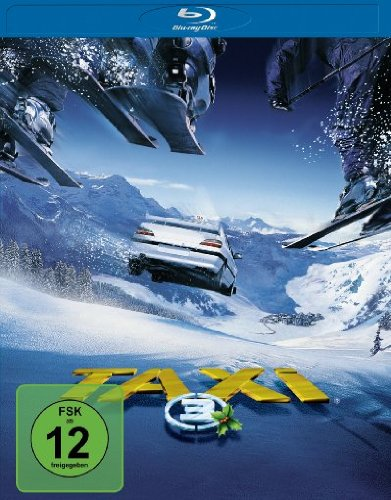 Taxi 3 (inkl. Wendecover) [Blu-ray]