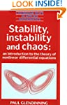 Stability, Instability and Chaos: An...