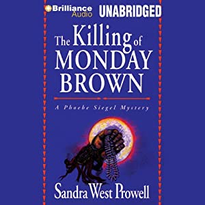 The Killing of Monday Brown Hörbuch