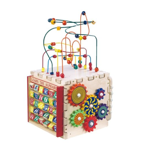 Anatex Deluxe Mini Play Cube - 1