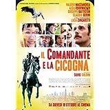 Italy Movie Il Comandante E La Cicogna Film Metal Poster enseigne marque 20x30cm