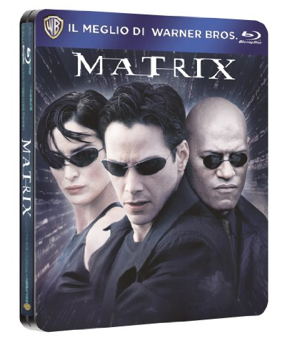 Matrix (steelbook limited edition) [Blu-ray] [IT Import]