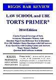 Rigos Bar Review Torts 2014 Edition