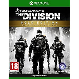 Tom clancy s the ision gold edition xbox one amazon co uk pc