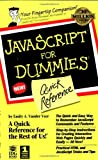 www.payane.ir - JavaScript For Dummies Quick Reference