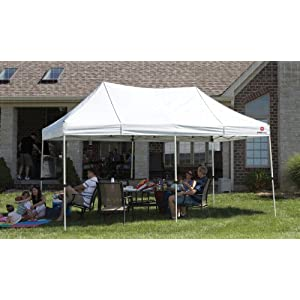 SG33047 Swiss Gear 10' x 10' Canopy Smart Shade Screen House