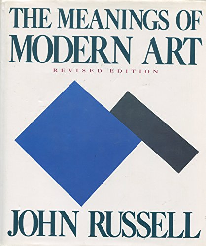 The Meanings of Modern Art PDF