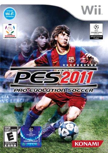 Pro Evolution Soccer 2011 - Nintendo Wii - 1