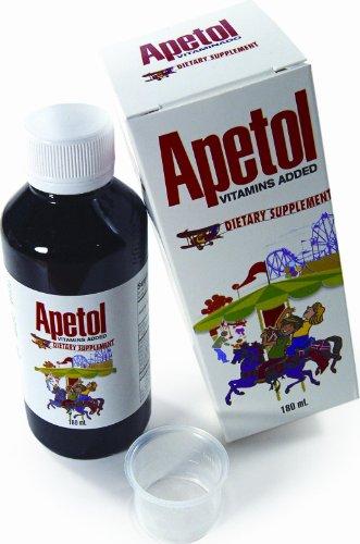 Apetol 6.09 Oz (180Ml) Kid'S Vitamin B Complex