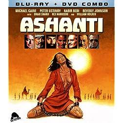 Ashanti (Blu-ray DVD Combo)