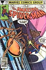 Amazing Spider-man, Vol. 1, No. 213, February 1981