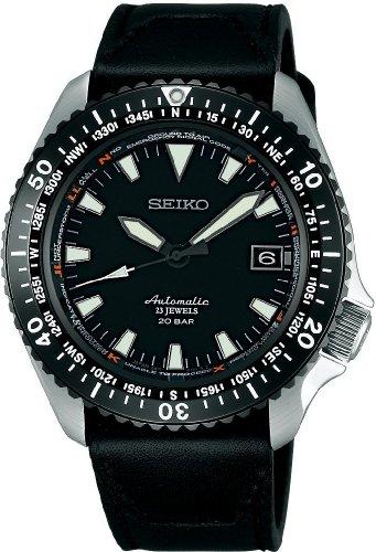 SEIKO (セイコー) 腕時計 MECHANICAL メカニカル アルピニスト SARB061 メンズ