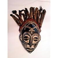 Jokwe Traditional Tribal Mask