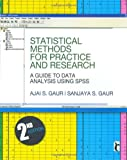 Statistical Methods for Practice and Research: A Guide to Data Analysis Using SPSS (Response Books)