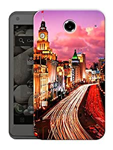 "Big Ben And London Printed Designer Mobile Back Cover For ""Lenovo S880"" By Humor Gang (3D, Matte Finish, Premium Quality, Protective Snap On Slim Hard Phone Case, Multi Color)"