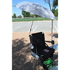 NEW & IMPROVED! ZERO TIPPING! Heavy-Duty OASIS 900 Sport Seat w  TELESCOPIC... by Oasis