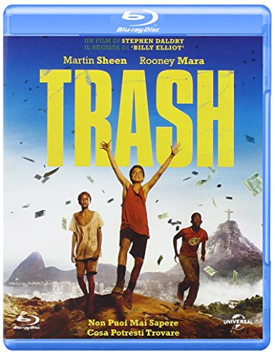 Trash [Blu-ray] [IT Import]