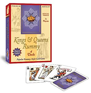 Kings And Queens Rummy
