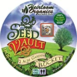 Heirloom Organics NHS-02-SSV Seed Vault