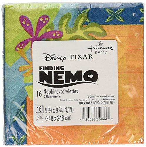 Finding Nemo Beverage Napkins
