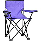 Bravo Sports 138005 Kids Lavender Flower Instant Chair
