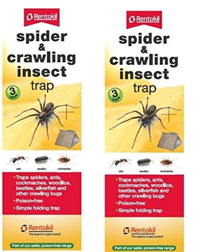 2-x-rentokil-lot-de-3-araignees-insectes-rampants-beetle-piege-a-fourmis-cafards