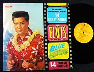 Blue Hawaii Soundtrack Amazon Com Music