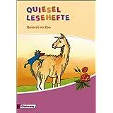 """Quiesel B�cherei / Quiesel Lesehefte - Ausgabe 2008: Ausgabe 2008 / Quiesel im Zoovon """"Gabriele Hinze"""""""