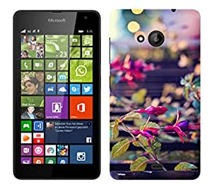 Wow Premium Design Back Cover Case For Microsoft Lumia 535
