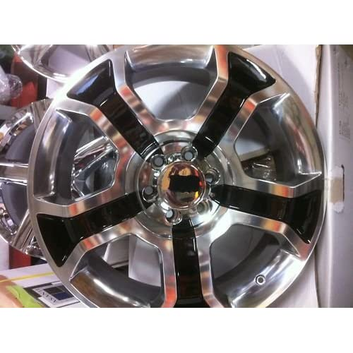 22 inch HARLEY DAVIDSON POLISH & BLACK FACTORY WHEELS/RIMS, FORD F 150,EXPEDITION