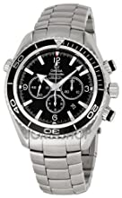 Omega Men s 2210 50 00 Seamaster Planet Ocean Automatic Chronometer Chronograph Watch