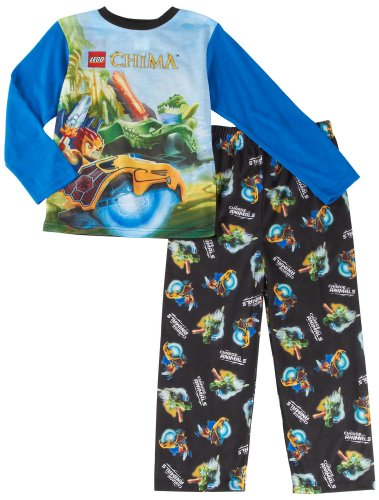 Lego Legend Of Chima Charge Like Animals Pajamas For Boys (6/7) front-879259