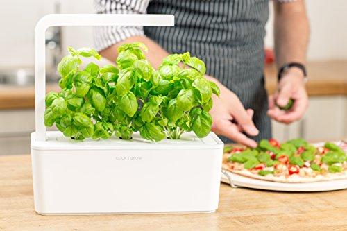 Click-Grow-Indoor-Smart-Herb-Garden