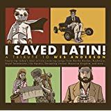 I Saved Latin! A Tribute to Wes Anderson (2xLP, White Vinyl, Download Card)