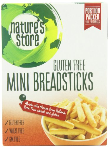 Nature's Store Breadsticks 125 g (Pack of 6)