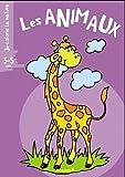echange, troc Collectif - Les animaux 3-5 ans girafe je colorie la nature