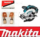 CARBON BRUSHES MAKITA ROTARY HAMMER BHR202 BHR202Z BHR241 SDS PLUS 18V LXT M2