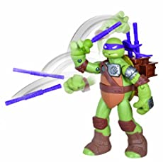 Teenage Mutant Ninja Turtles Flingers Bo Staff-Throwing Don
