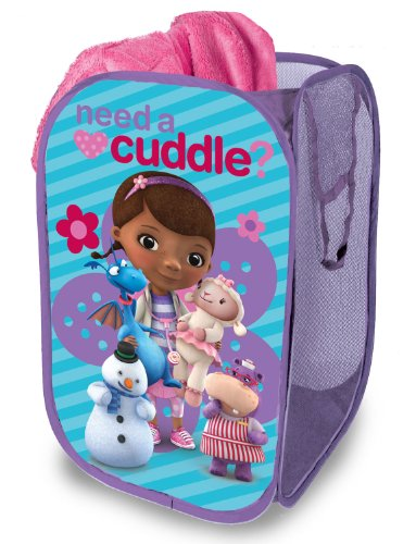 Buy Discount Disney Doc McStuffins Pop-up Hamper