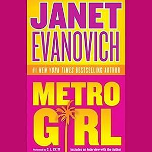 Metro Girl Audiobook
