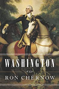 "Cover of ""Washington: A Life"""