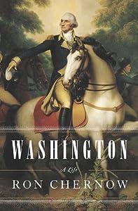 "Cover of ""Washington: A Life"""