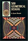 img - for Optical and Geometrical Patterns and Designs: 500 Original Designs (Dover Pictorial Archives) book / textbook / text book