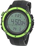 [Lad Weather] German Sensor Digital Compass Altimeter Barometer Chronograph Alarm Weather Forecast Outdoor Sports Wrist Watches (Climbing/ Hiking/ Running/ Walking/ Camping) Men's