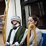Dimart Creative Light Ostrich Napping Neck Pillow For Traveling(Blue)